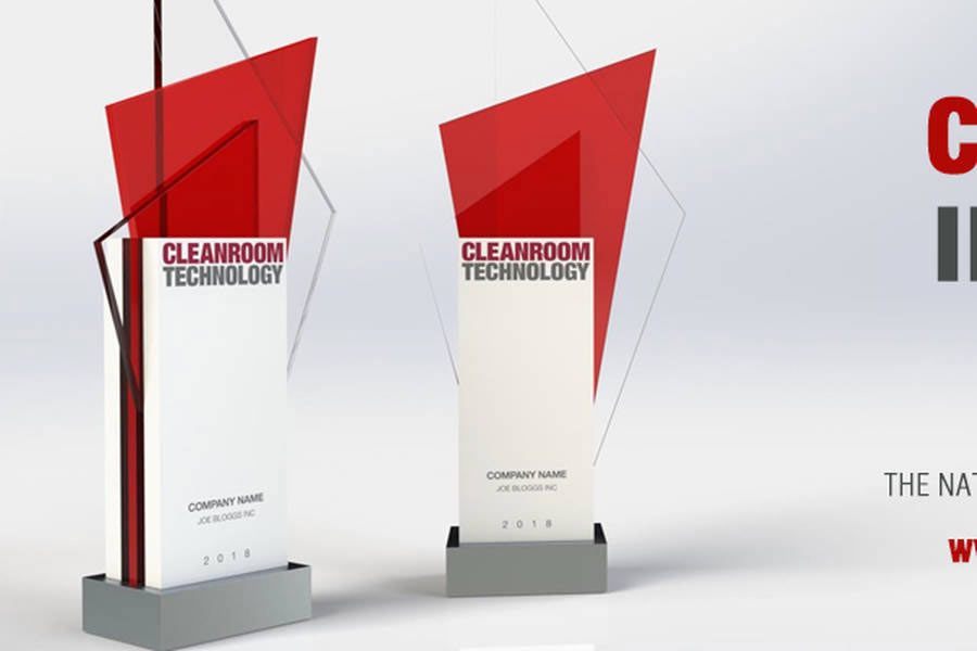 <strong></strong>Cleanroom Technology Innovation Award 2018