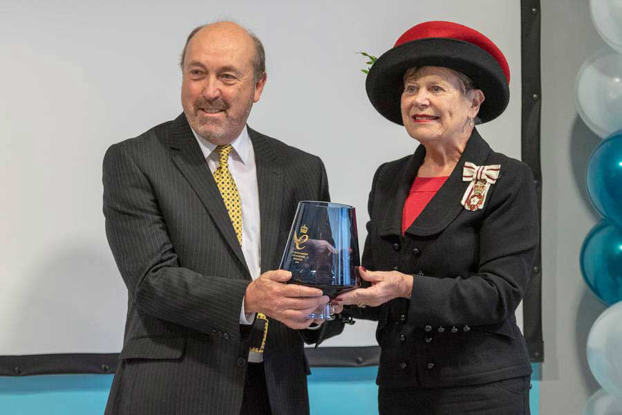 Queens Award for Innovation Presentation