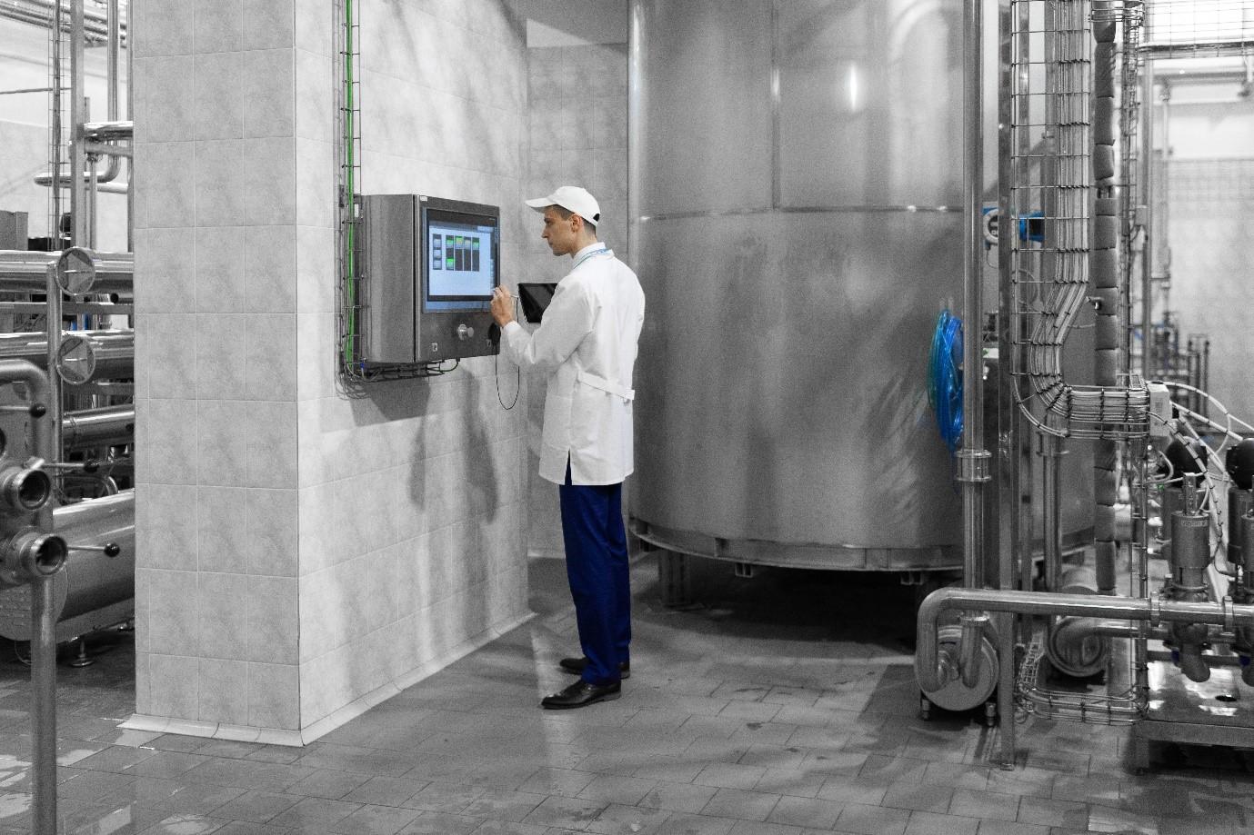 контроль систем вентиляции GMP