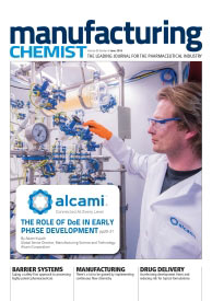 Manufacturing Chemist Magazine June 2018
